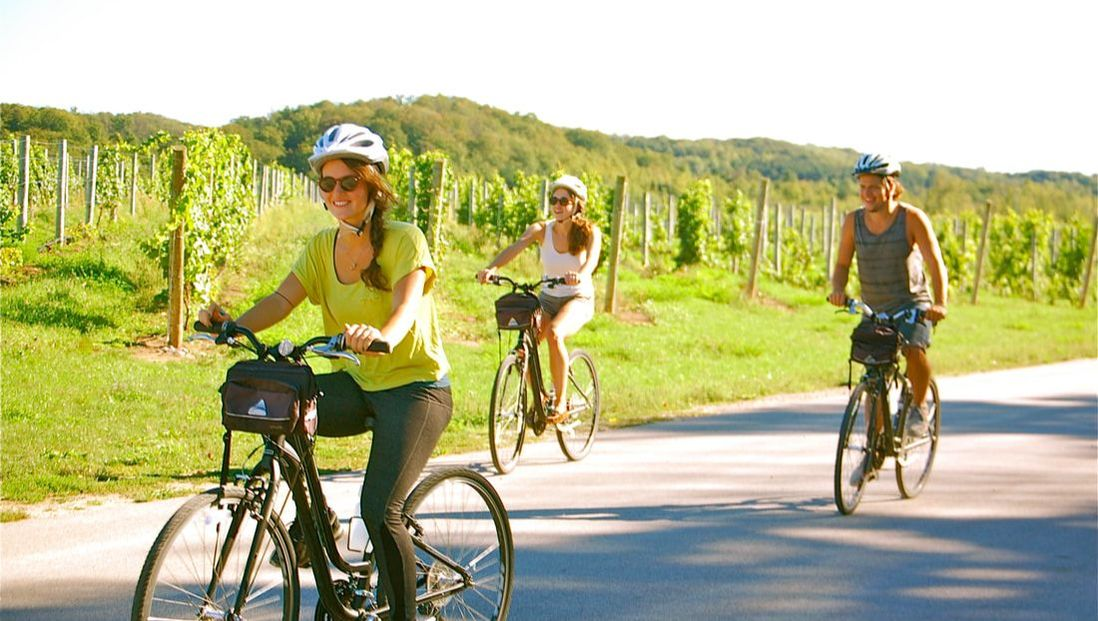 grand traverse bike tours winery and brewery bike tours. Black Bedroom Furniture Sets. Home Design Ideas